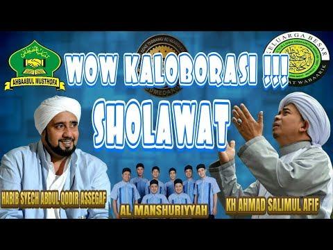 Habib syech featuring Kh ahmad salimul apip & al mansur (cover)