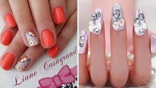Amazing Cute Nail Art -  The Best Nail Art Designs Compilation
