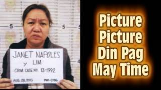 Janet Lim Napoles Mugshot | Picture Picture Din Pag May Time