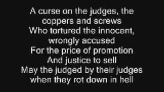 the pogues streets of sorrow birmingham six lyrics