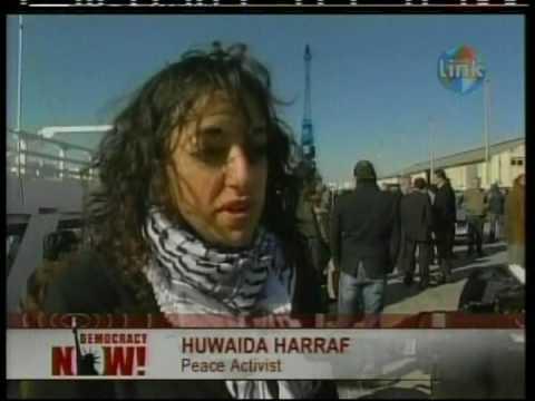 Free Gaza Boat Sailing Again