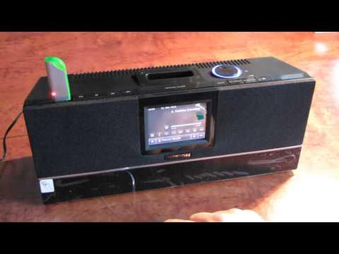 MEDION MD 86250 X85008 Internetradio