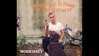 MORRISSEY: Kick The Bride Down The Aisle / download new full album