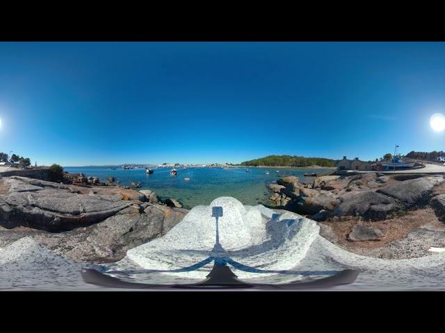 Moreiras - Porto Meloxo 360º