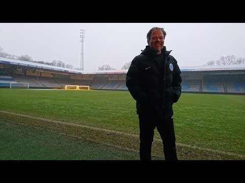 NIEUWSDOSSIER 2017-2018 | Trainer Henk de Jong thuis bij De Graafschap