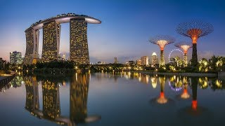 Сингапур. Город будущего. Крутые места Сингапура