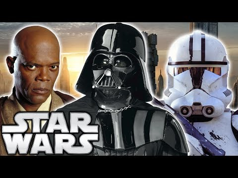 Darth Vader Remembers Killing Mace Windu and Order 66 - Star Wars Explained