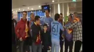 Madrid yolunda Trabzonspor gerginliği