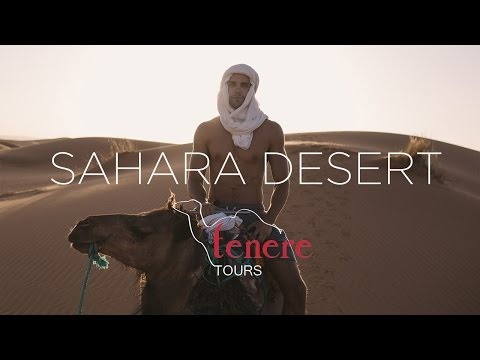 Sahara Desert with Tenere Tours VLOG