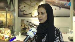"""""""عالم مصغر"""" وأجمل لمئات المجسمات في مهرجان أم الإمارات"""