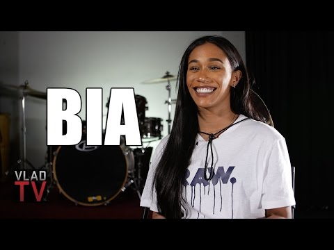 Bia On Being Puerto Rican & Italian From Boston, Rapping In Spanish & English