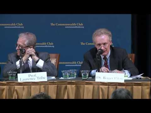 Laurence Tribe and Roger Pilon (10/2/11)