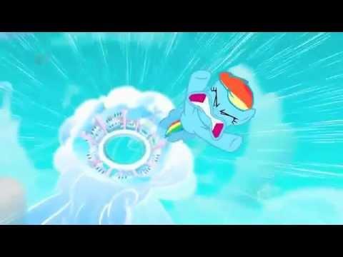 Rainbow Dash - You're Gonna Go Far Kid 10 hours