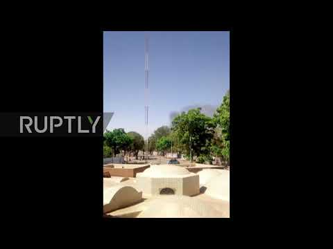 Burkina Faso: French embassy and Army HQ attacked in Ouagadougou