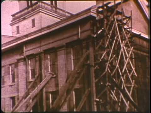 Restoring the Old Capitol (1977)