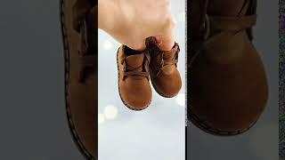 Ботинки для мальчиков Doremi (Польша).