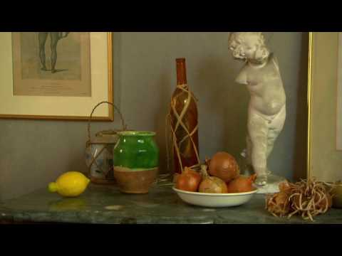 Cézanne's Still Lifes at His Studio
