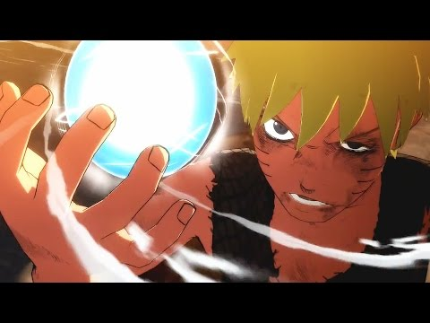 Naruto Shippuden Ultimate Ninja Storm 4 All Cutscenes Game M
