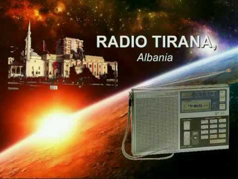 "RADIO INTERVAL SIGNALS - ""Radio Tirana"" (old)"