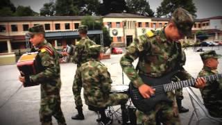MI PATRIA - LOS HEROES DEL VALLENATO - EJERCITO NACIONAL DE COLOMBIA