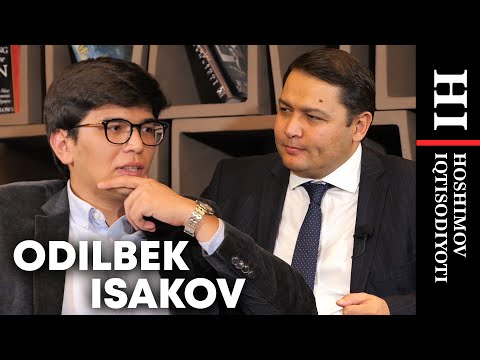 """4 - [O'ZB] """"Davlat Moliyasi Va Iqtisodiy Taraqqiyot"""" - Moliya Vazirining O'rinbosari Odilbek Isakov"""