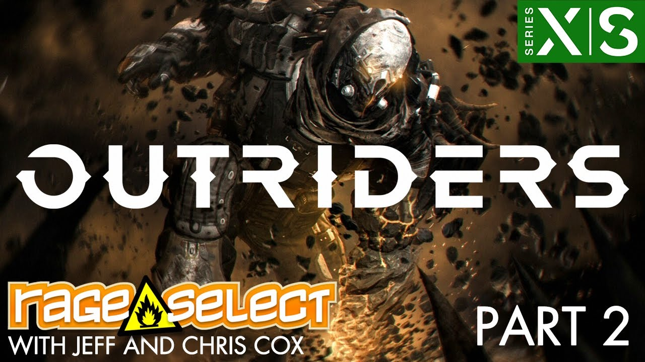 Outriders (The Dojo) Let's Play - Part 2