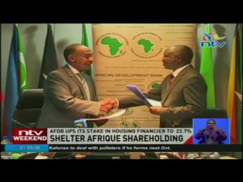 Shelter Afrique shareholding: AFDB ups its stake in housing financier to  22.7%