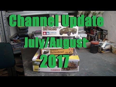 Channel Update July/August 2017
