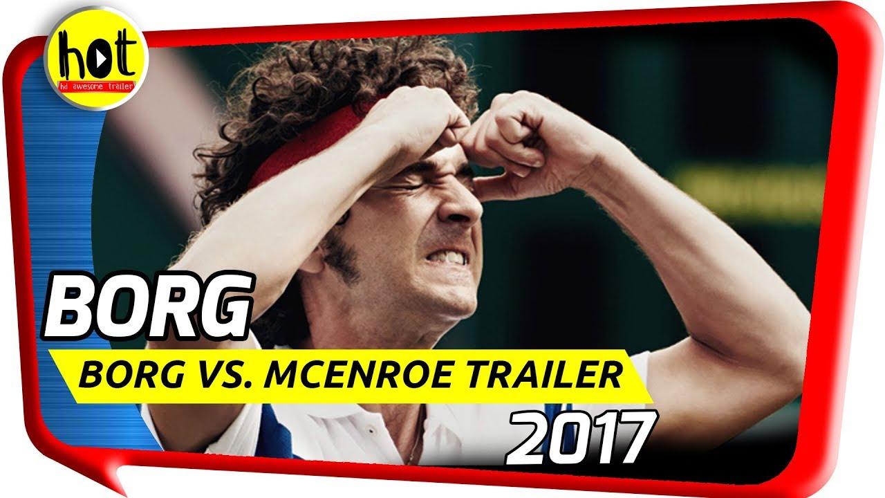 Download HOT : Borg vs McEnroe International Trailer #1 (2017) - [720p]