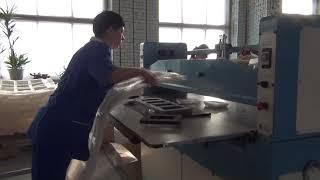 видео Одноразовая посуда