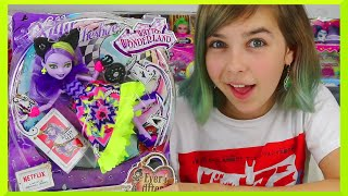 Ever After High - EAH Kitty Cheshire Way Too Wonderland Doll Review