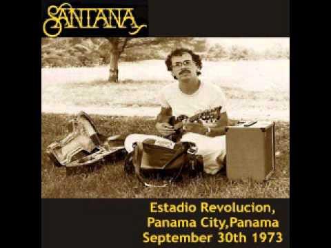 Santana - Yours is the light (Panama 1973-09-30)