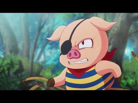 Monster Boy and the Cursed Kingdom - Opening Movie Cutscene