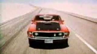 Carol Shelby on the Ford Mustang GT350 / GT500 KR