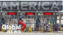 Coronavirus outbreak:  With deadline looming, Trudeau facing decision on reopening Canada-US border