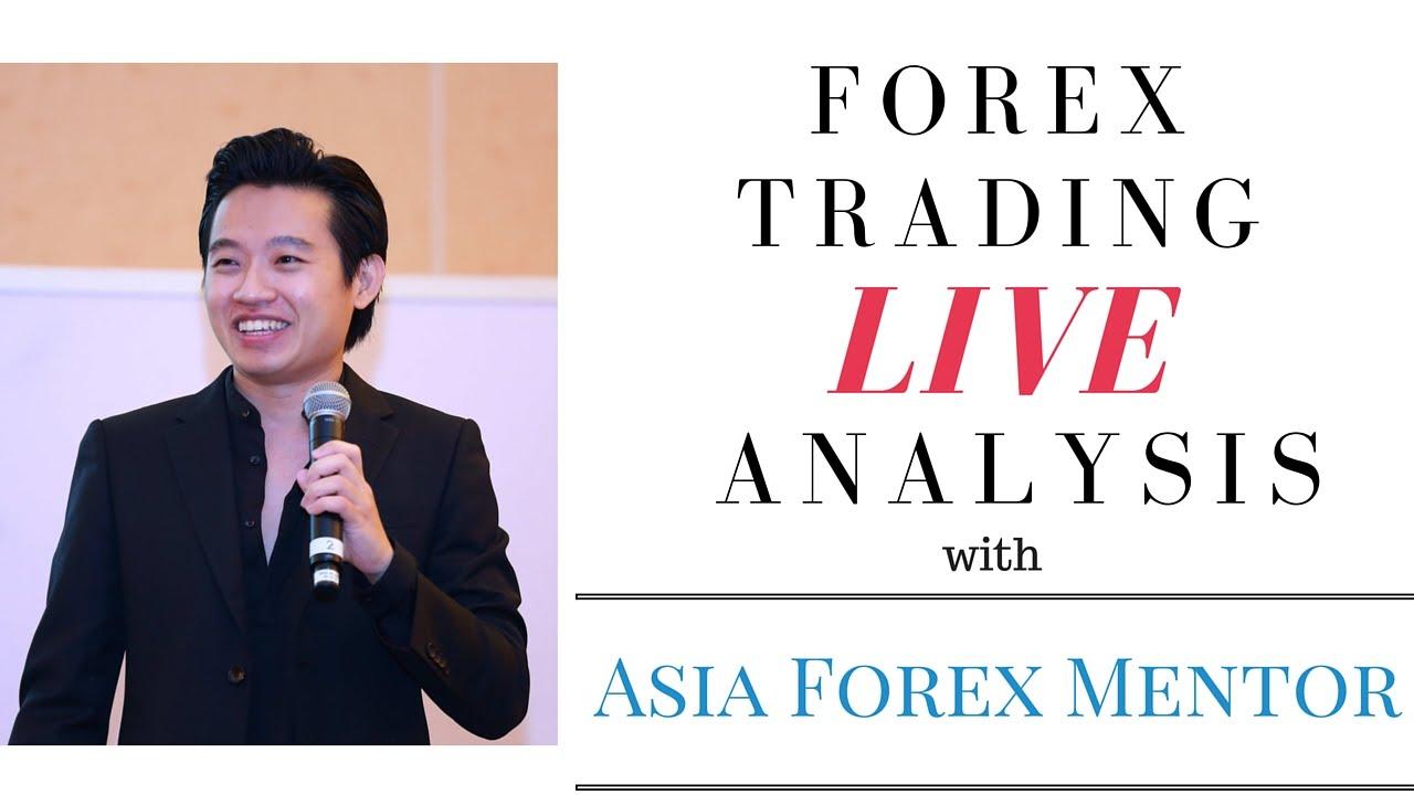 Live forex analysis