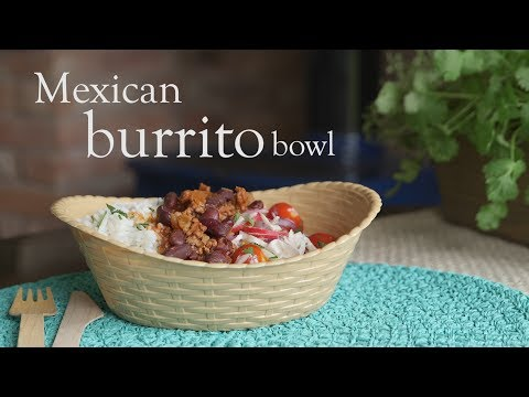 Slimming World Syn Free Mexican Burrito Bowl Recipe