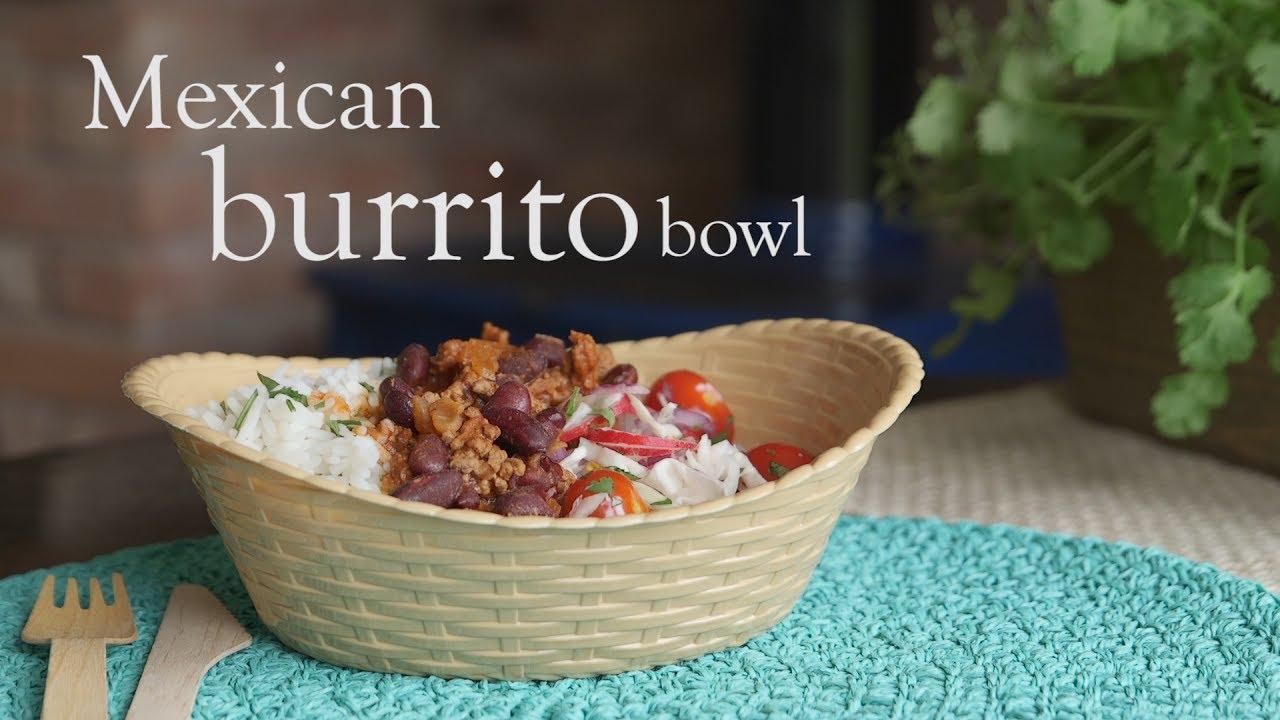 recipe: slimming world mexican burrito