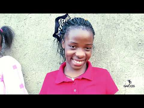 Omukwanogwo By Vinka Official Dance Cover By Galaxy African Kids thumbnail