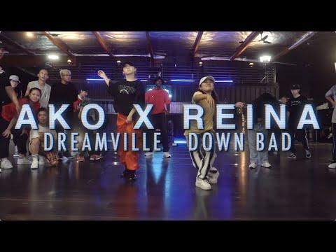 Ako X ReiNa   Dreamville - Down Bad   Snowglobe Perspective