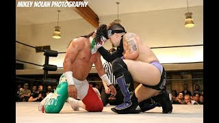 Bandido vs Robbie Eagles PWG Bask In His Glory Highlights