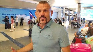 Chuck Liddell Says McGregor Vs. Mayweather Fight 'Is A Show' But 'Could Be Interesting' If...