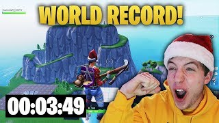 Reacting to Cizzorz Course WORLD RECORD, then beating it...