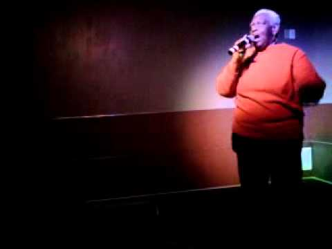 Mothership singing - Meet me with your Black Drawers on - Karaoke