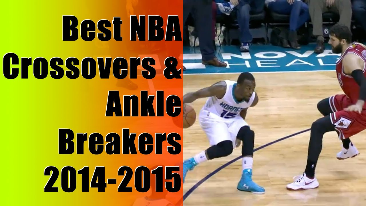 How To: Top 10 NBA Crossovers & Ankle Breakers 2014-2015 ...