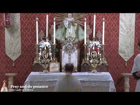 Holy Hour: 7 PM EASTERN TIME (ET)