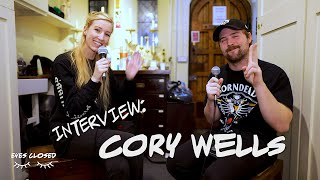 Interview With Cory Wells - Opening Up About 'Harbor' & Video Shoot With Pandora The Snake