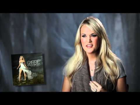 """Carrie Underwood Talks About """"Leave Love Alone"""""""
