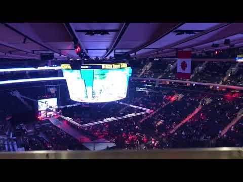 Madison Square Garden | Barstool Seats