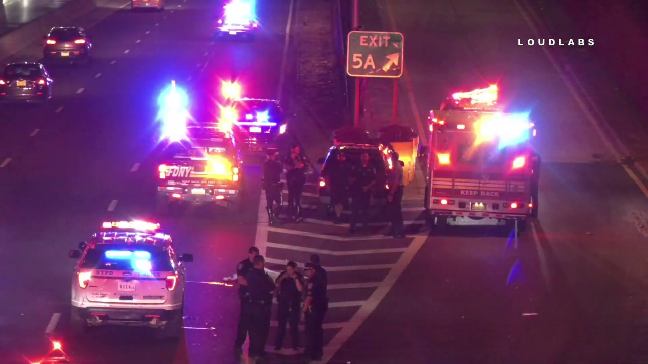 Fatal Hit & Run | Cross Bronx Expressway